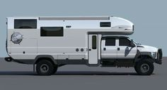 EarthRoamer XVHD And now you can take the whole family. EarthRoamer is pleased to announce the expansion of their product line with the highly anticipated F-650 based XV-HD. Designed to accommodate up to 8 people and boasting burly off-grid/off-road capabilities, the HD provides a much needed alternative for those looking to explore the back country without sacrificing space or amenities. EarthRoamer has been designing, building and perfecting the Xpedition Vehicle since 2002.