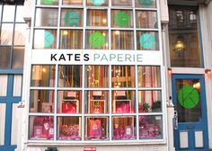 Kate's Paperie in SoHo