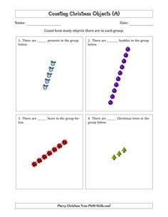 The Counting Christmas Objects in Rotated Linear Arrangements (A) Math Worksheet from the Christmas Math Worksheets Page at Math-Drills.com. Christmas Math Worksheets, Math Drills, Group Work, Learning Centers, Teaching Tools, Counting, Objects, Teacher Tools, Teaching Aids