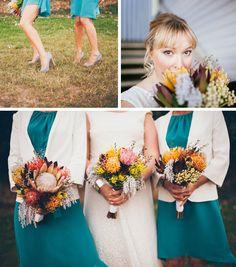 Love these unique #bouquets
