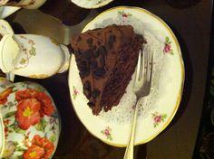 Chocolate n Mint Cake