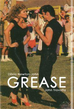 Grease ( John Travolta, Olivia Newton-John, Jeff Conaway, Stockard Channing & Eve Arden )
