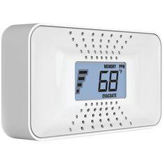 First Alert Carbon Monoxide Alarm With Temperature Digital Display & 1 – USMART NY