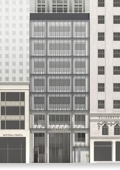 Valentino store New York by David Chipperfield