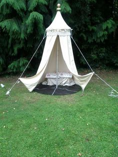 Medieval Tents with Bathtub Floors   Currently making a jousting tent. Bunting, flag and floor cloth are in ...
