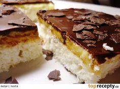 Kokosky na plech Sweet Recipes, Cake Recipes, Sweet Cooking, Czech Recipes, Sweet Cakes, Easter Recipes, No Bake Cake, Food Inspiration, Sweet Tooth