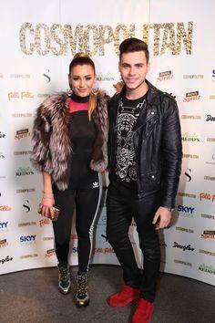 Alina Eremia in a Paisi fur ❤✌ Fur Coat, Winter Jackets, Celebrities, Casual, Outfits, Fashion, Winter Coats, Moda, Celebs