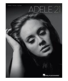 Adele 21 Sheet Music