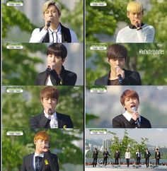 """[VID] 140505 INFINITE performed """"Can U Smile"""" at MBC """"New Life for Children"""" Event today :: http://youtu.be/KF4w1w8BStU pic.twitter.com/NsVlHU8OsT"""