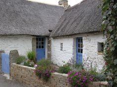 Kerascoët (Bretagne - Finistère sud)