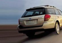 The 2005–2009 Subaru Outback is a station wagon that's like an SUV that's pretending to be a luxury car. Or put it another way, it's a cross-dressing mountain goat that thinks it's an opera singer. Plastic Cladding, Park Trails, Subaru Outback, Opera Singers, Metal Trim, Subaru Wrx, Station Wagon, Crossdressers
