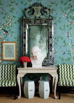 Chinoiserie Chic: Affordable Alternatives To Gracie And De Gournay  Wallpapersu2026