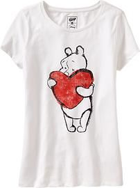 S disney © winnie-the-pooh tees old navy too cute! Shirts For Teens Boys, Disney Shirts For Family, T Shirts For Women, My Funny Valentine, Valentines, Disney Maternity, Winnie The Pooh Friends, Disney Inspired Fashion, Disney Outfits