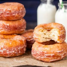 Soft and light, with a glaze that crinkles and melts into your mouth as you take a bite, you'll find it hard to stop at one.