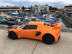 orange Exige
