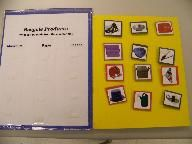 Autism Teaching Tools  Kristie some of these would be great in a binder for indep task skills?