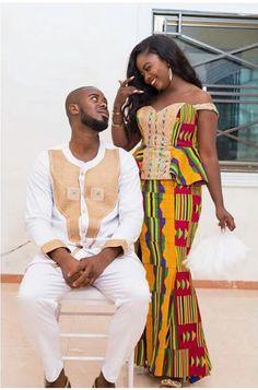 Kente, Africa, wedding