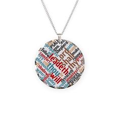 scripture Necklace on CafePress.com