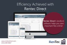 Powerful and easy to use property management software can be at your fingertips today