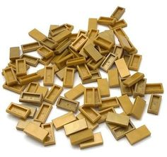 100 New Lego City Train 1 x 2 Black Train Flat Plate Brick Pieces Bulk Lot Set