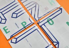 Typephoon, Exhibition Identity Design
