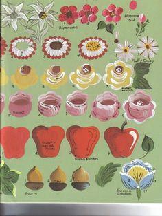 Babarian folk art Book 3 - sonia silva - Álbumes web de Picasa