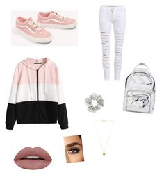 """"" by ashdav1 ❤ liked on Polyvore featuring Vans, Heron Preston and Vanessa Mooney"