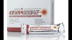 forever fast break energy bar - YouTube