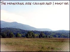 Are the mountains calling you?