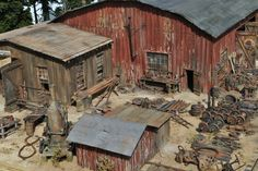 Anders Machine Shop - marvelous miniature