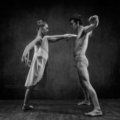 Sofia Usin and Javier Conejero - Ballet, балет, Ballerina, Балерина, Dancer, Danse, Танцуйте, Dancing