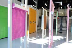Proiect Showroom Timisoara MCA la Bienala Nationala de Arhitectura 2014