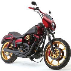 Harley Davidson News – Harley Davidson Bike Pics Harley Davidson Dyna, Harley Dyna, Motorcycle Garage, Motorcycle Design, Custom Harleys, Custom Bikes, Dyna Club Style, Best Bike Shorts, Biker T Shirts