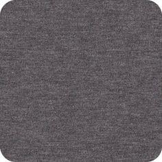 Sweat gris chiné foncé tissu de mi-saison - 16€/m
