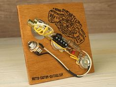Arty's relic aged Custom Shop Guitars Gallery, prewired Kit Harness Assembly, wiring Diagram Telecaster Stratocaster P Bass J Bass Les Paul jr. Les Paul Jr, Custom Guitars, Kit, Handmade, Vintage, Hand Made, Vintage Comics