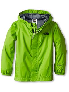 The North Face Kids Boys' Tailout Rain Jacket (Toddler) $50