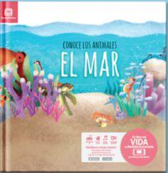 PEQUES NO COLE: COÑECE OS ANIMAIS DO MAR, LIBRO DE RA