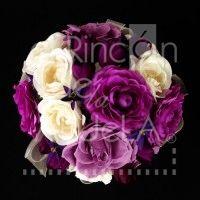 Bouquet Rosas #bouquet #ramo #rosas #bride #novia #boda