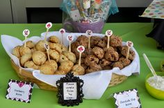 Cranberry and Chocolate Chip Scones greet graduates of the National Charity League, local South County chapter