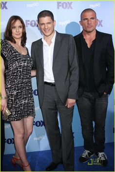 Prison Break cast--this show was amazing!! Like no kidding one of the best shows I've ever seen in my entire life!