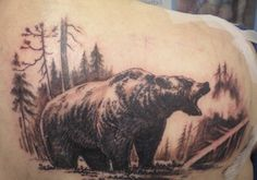 wilderness tattoos big bear
