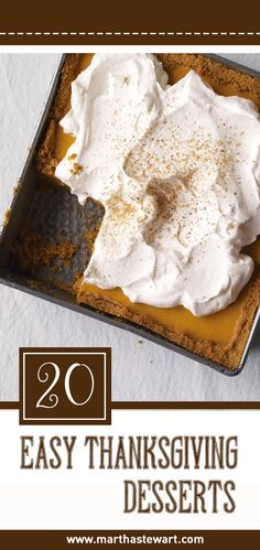 Pumpkin Icebox Pie This pumpkin icebox pie is an easy Thanksgiving dessert that everyone will love. The no-bake pumpkin filling gets its silky texture courtesy of cream cheese and gelatin. Get the Pumpkin Icebox Pie Recipe Pumpkin Recipes, Pie Recipes, Fall Recipes, Holiday Recipes, Dessert Recipes, Dessert Healthy, Pie Dessert, Healthy Recipes, Yummy Treats