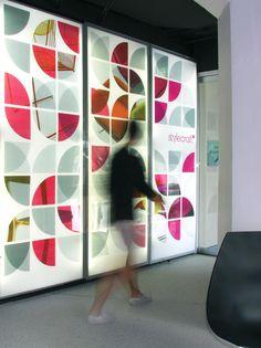 Orientation and Wayfinding - Supergraphics ... follow us  @  www.pinterest.com/signbrand