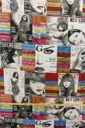 Style magazine stof