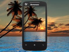 Lenovo A390T Android