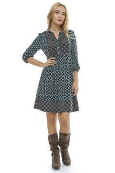 Euforia Mall este un mall online cu peste de produse. Dresses For Work, Dresses With Sleeves, Long Sleeve, Sweaters, Casual, Fashion, Moda, Sleeve Dresses, Long Dress Patterns