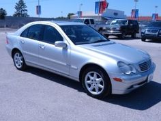 2004 Mercedes C240, 4 doors were nice and a sunroof not to mention this car could zoom between vehicles when traffic was crazy!