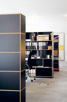 Egal | Shelf | Nils Holger Moormann | Design: Axel Kufus | 2001