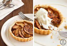 Spiced Apple Tartlets | Fork Knife Swoon  ovo bi se moglo probati :)