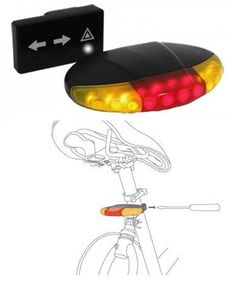 Turn and Brake Signals on your bike